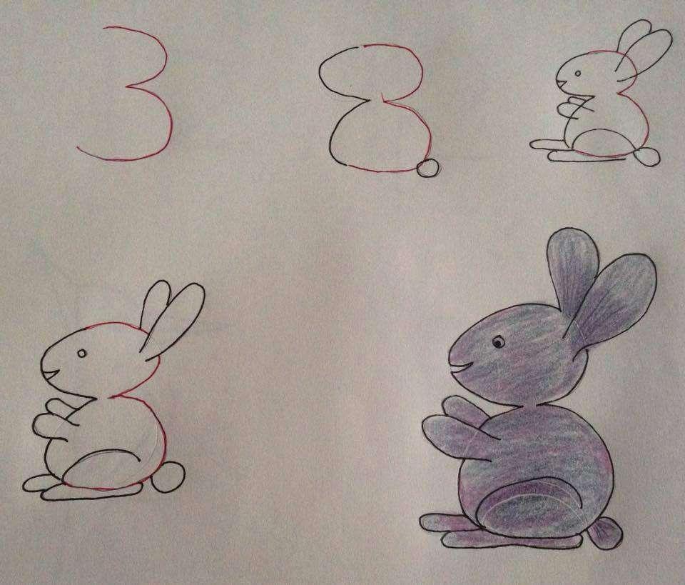 Numeri Che Diventano Disegni Ecco Un Gioco Creativo Per Bambini
