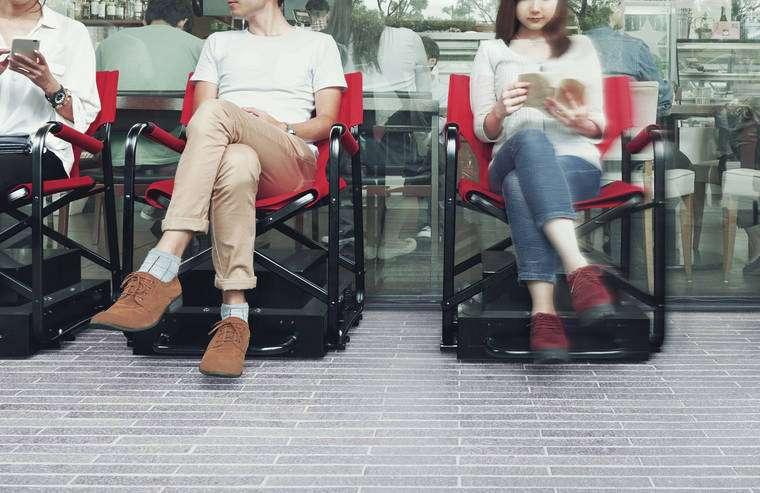 sedia robot