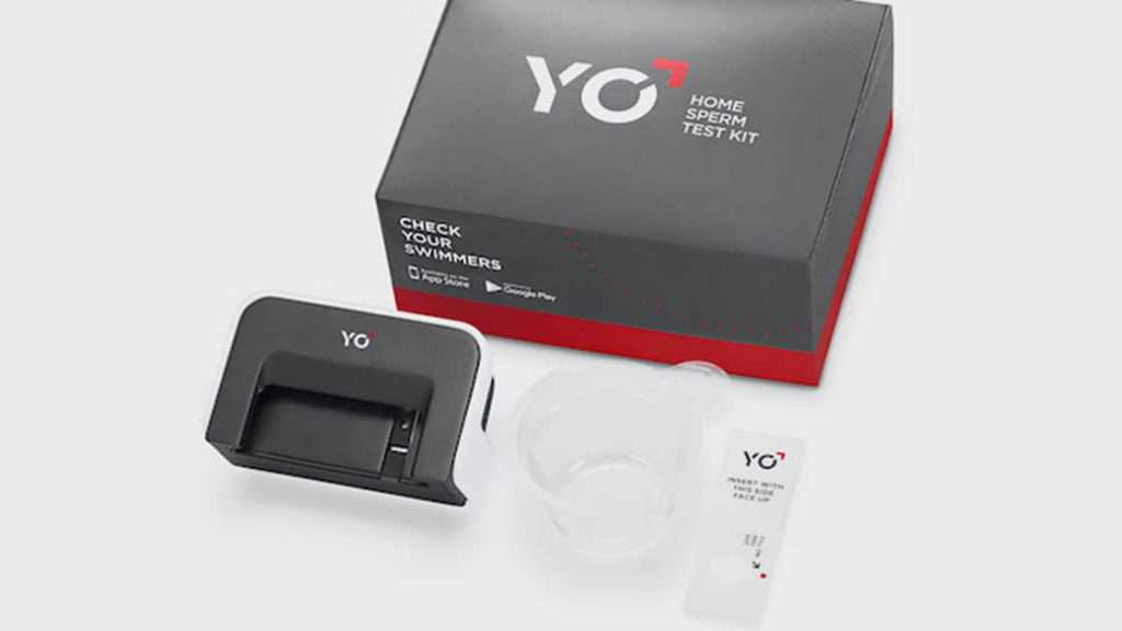 test sperma smartphone