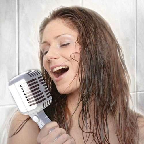 microfono doccia