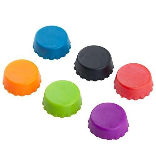 Tappi in silicone per conservare birra acqua o vino for Tappi orecchie silicone per dormire