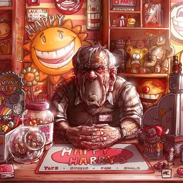 16 illustrazioni senza pietà - 12247996153 722e57f619 o - 16 illustrazioni senza pietà che rappresentano la società in cui viviamo