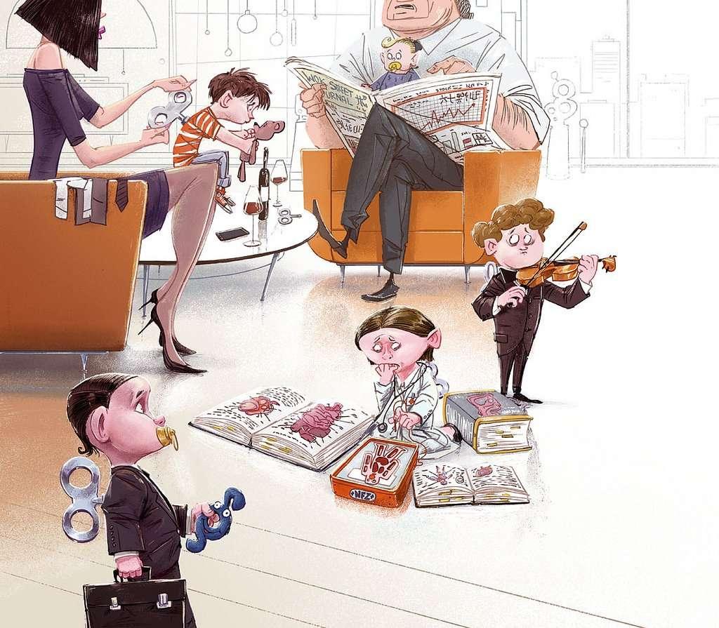 16 illustrazioni senza pietà - 16322626519 6d581a9f89 b - 16 illustrazioni senza pietà che rappresentano la società in cui viviamo