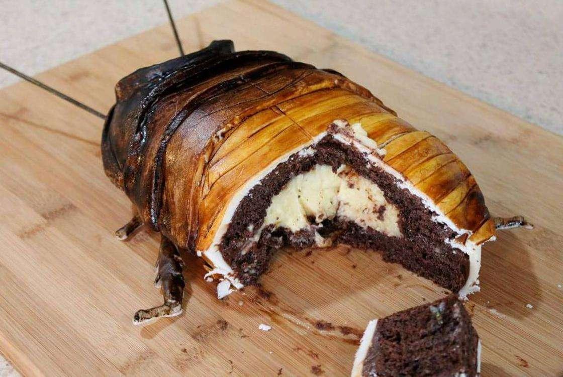 torte horror - deviant desserts 11 - Torte horror e dolcetti insanguinati. Le inquietanti creazioni di Deviant dessert