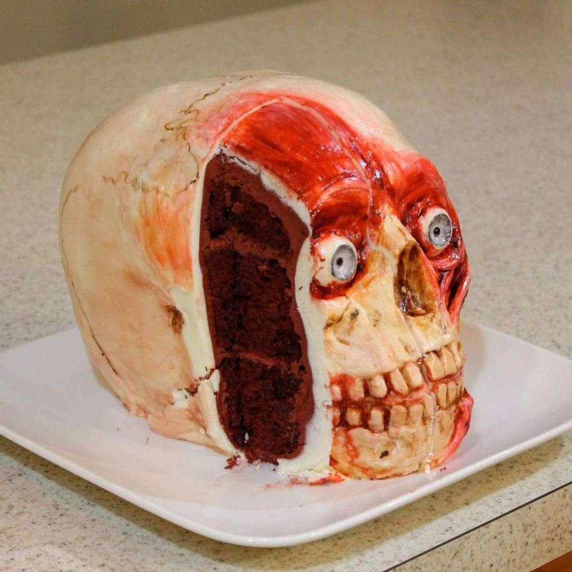 torte horror - deviant desserts 28 - Torte horror e dolcetti insanguinati. Le inquietanti creazioni di Deviant dessert