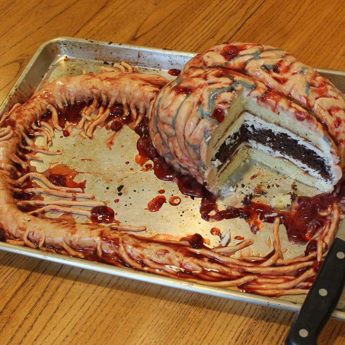 torte horror - deviant desserts 5 - Torte horror e dolcetti insanguinati. Le inquietanti creazioni di Deviant dessert