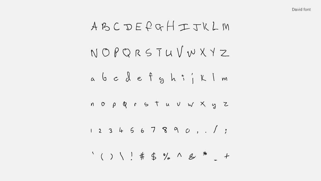 songwriters font - songwriters fonts 11 - Songwriters Font: scrivere con la grafia di Kurt Cobain, David Bowie, John Lennon ecc…