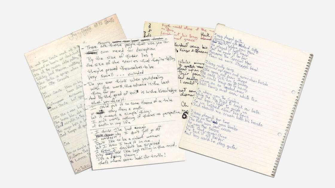 songwriters font - songwriters fonts 12 - Songwriters Font: scrivere con la grafia di Kurt Cobain, David Bowie, John Lennon ecc…