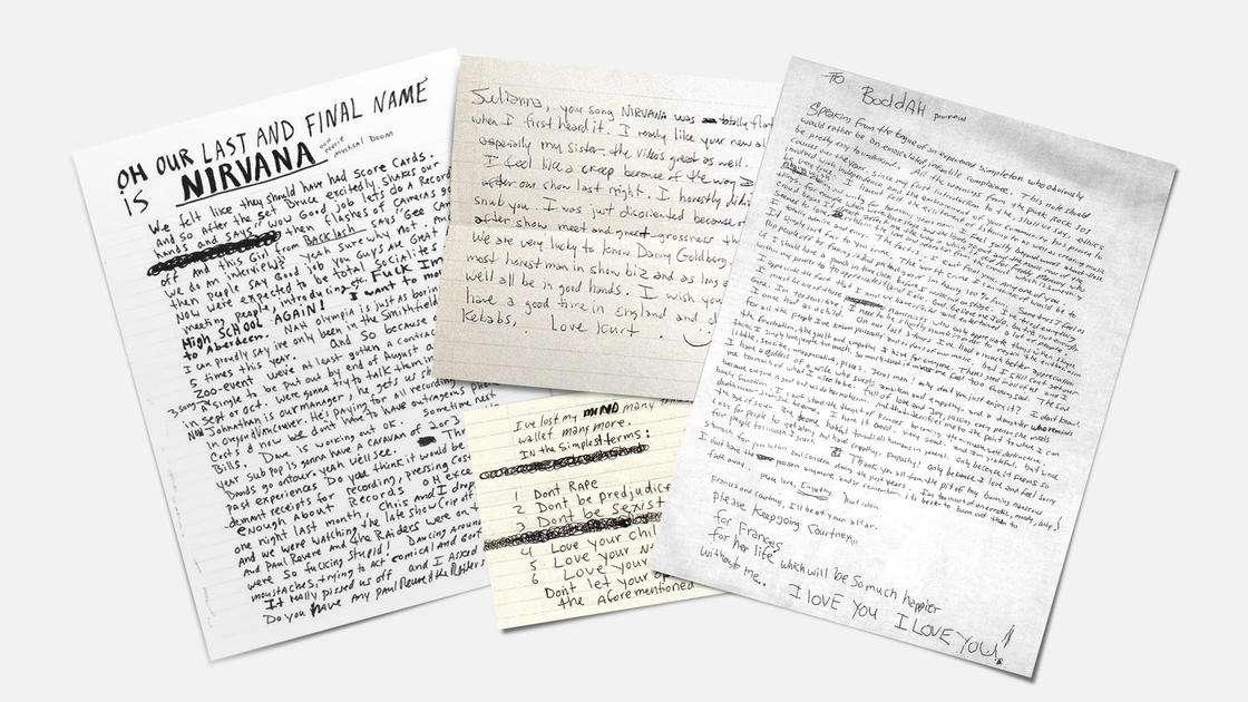 songwriters font - songwriters fonts 16 - Songwriters Font: scrivere con la grafia di Kurt Cobain, David Bowie, John Lennon ecc…