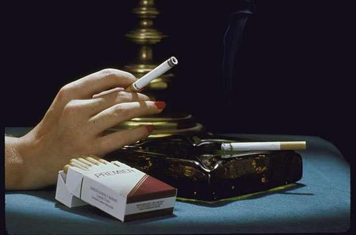 Le sigarette senza fumo