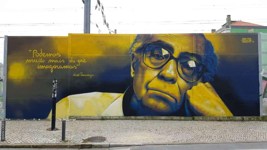 ritratti murales