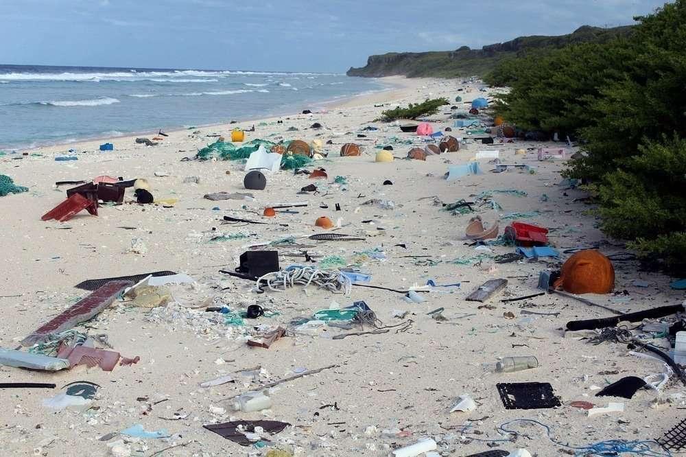 isola più inquinata al mondo