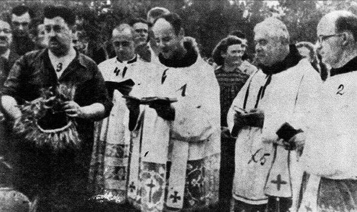 """""""Frate Satana"""": Il francescano che uccise 52 bambini per poi dirigere un campo di concentramento"""