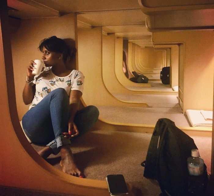 Sunrise Express, il treno Giapponese studiato per dormire durante il viaggio