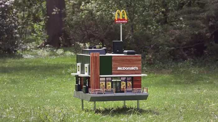 McDonalds ha aperto un ristorante per sole api in Svezia