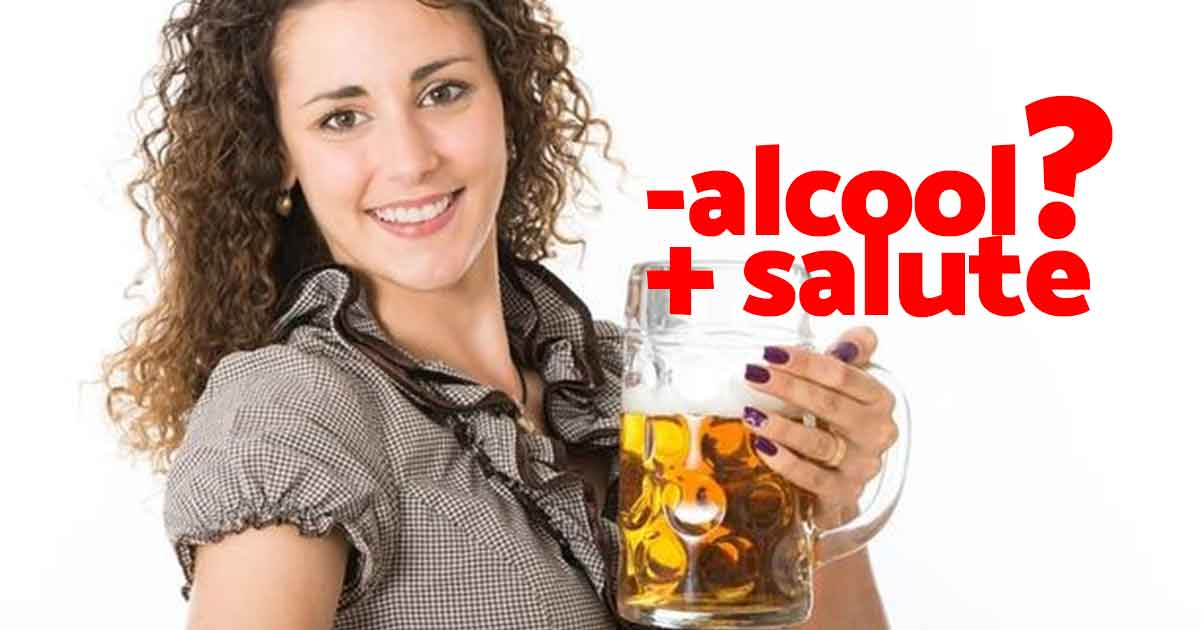alcool donne