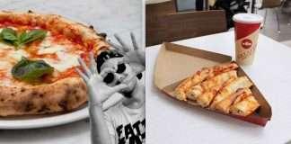 pizza solo crosta