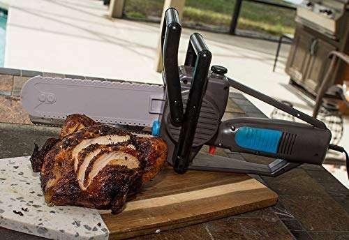 coltello elettrico motosega