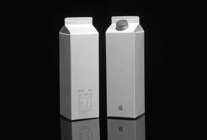 Latte Apple, salami Louis Vuitton e molto altro. Ecco i marchi di lusso applicati al cibo