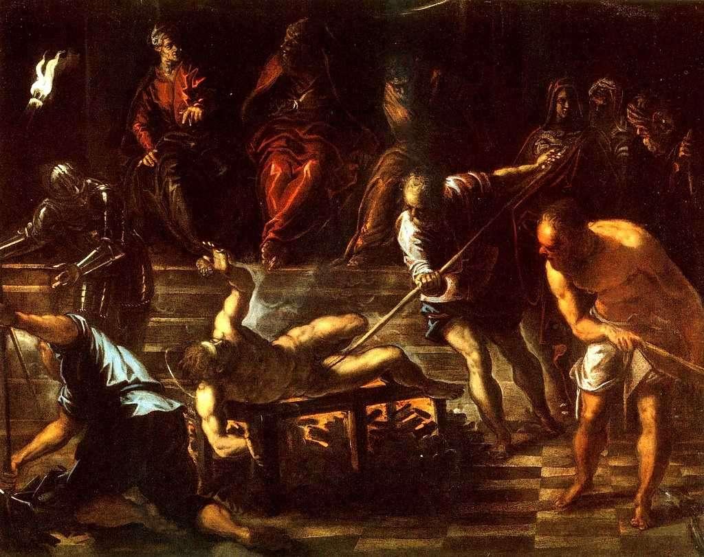 Le 7 torture più brutali usate per uccidere i Santi