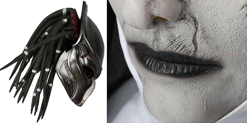 maschere alta qualità