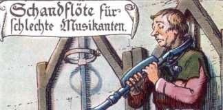 flauto della vergogna