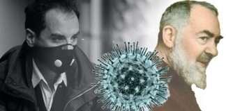 coronavirus padre pio
