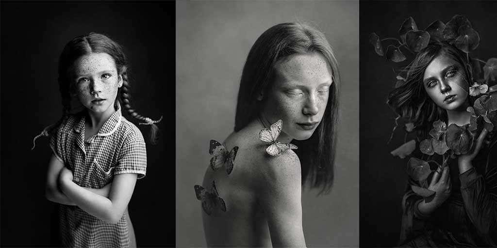 copertina foto bianco e nero