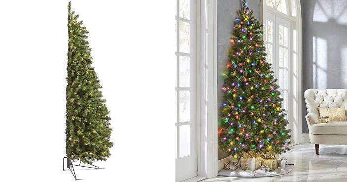 Albero Di Natale 2020.Natale 2020 E Uscito Il Mezzo Albero Ideale Per Risparmiare Spazio Soldi E Stress Novabbe Com