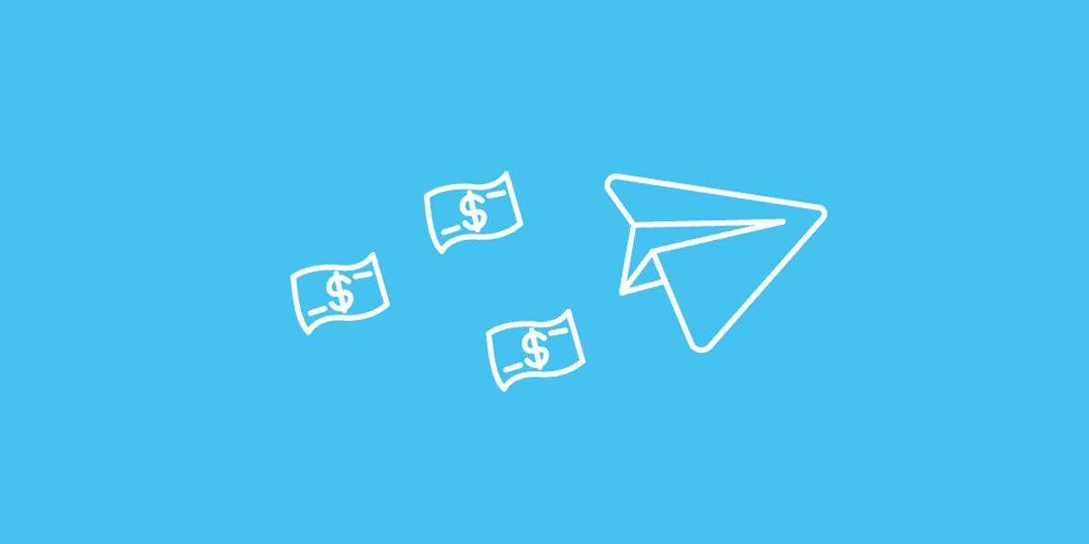 fare soldi con telegram