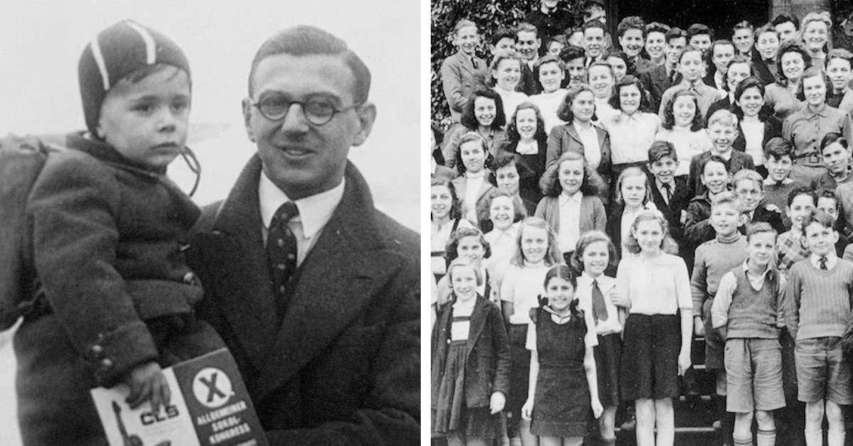 salva 669 bambini dall'olocausto