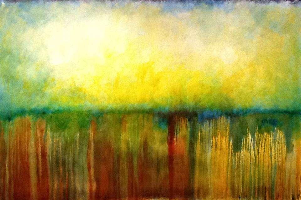 Tyree Callahan, il pittore che ha creato la macchina da scrivere per dipingere