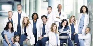 curiosità greys anatomy