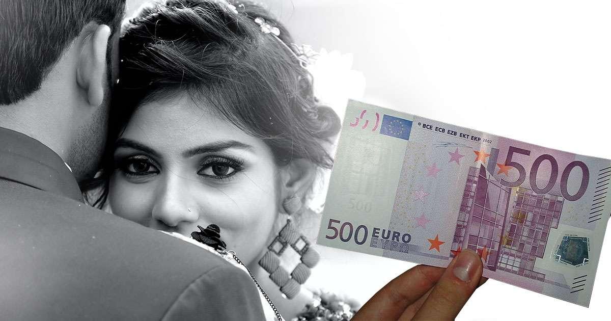 sposa offre 1000€ per distrarre la suocera al matrimonio