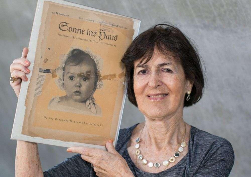 """""""La bambina ariana perfetta"""", ed invece era ebrea. Hans Bellin, il fotografo che prese per il culo i Nazisti"""